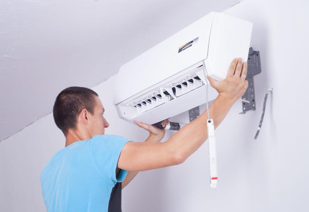 odgrzybianie klimatyzacji domowej