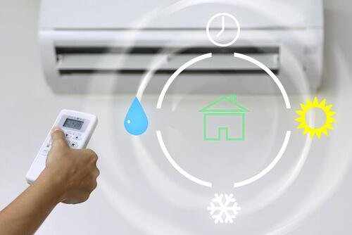 Ustawianie klimatyzacji domowej