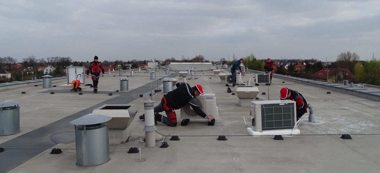 nurtex montaż klimatyzacji Wrocław