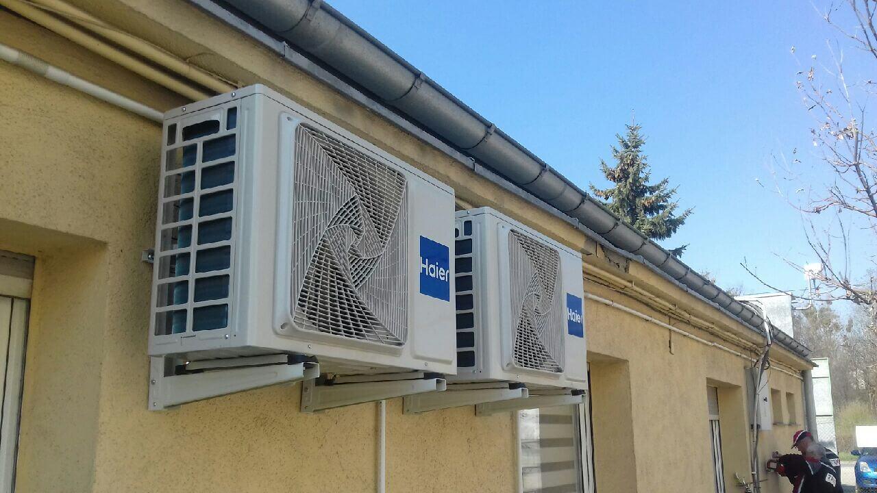 Nurtex montaż klimatyzacji